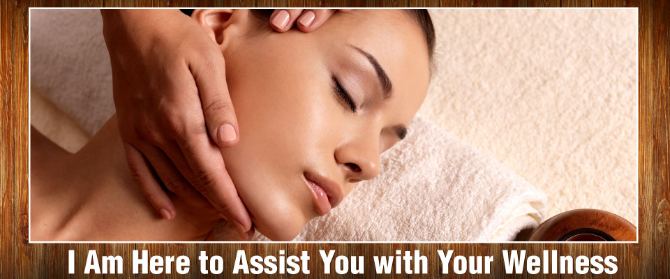 I Am Here to Assist You with Your Wellness | massage from massage therapist Surrey BC