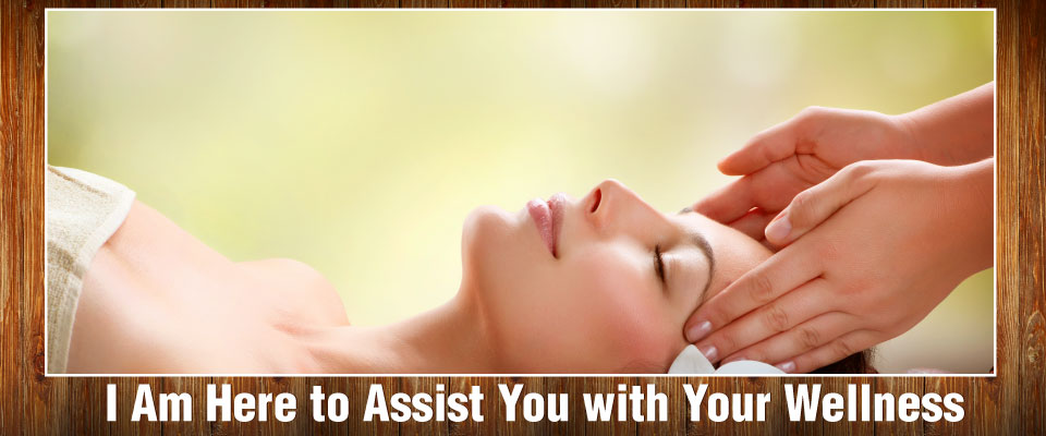 I Am Here to Assist You with Your Wellness | Woman getting massage